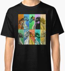Flügel des Feuers - Dragonets Classic T-Shirt