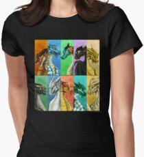 Flügel des Feuers - Dragonets Tailliertes T-Shirt für Frauen