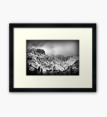 American Fork Canyon Framed Print