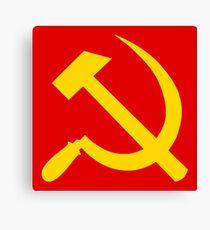 Communism Canvas Print