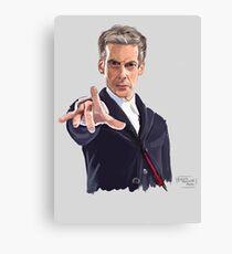 Dr ??? Canvas Print