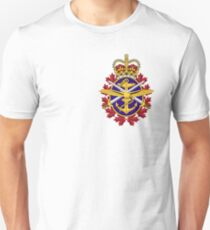 Badge of the Canadian Armed Forces Unisex T-Shirt