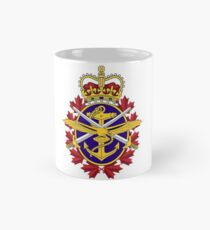 Badge of the Canadian Armed Forces Mug