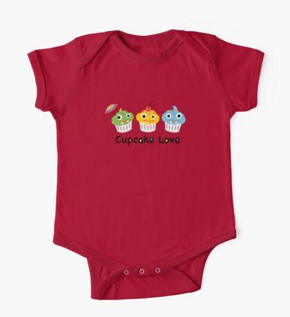 Cupcake Love II Kids Clothes