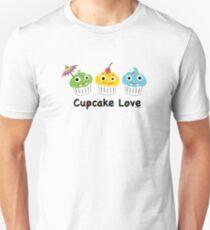 Cupcake Love II Unisex T-Shirt