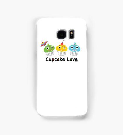 Cupcake Love II Samsung Galaxy Case/Skin