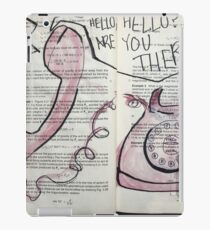 Hello, Are You There?! iPad Case/Skin