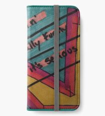 i'm gay / day 49 iPhone Wallet/Case/Skin