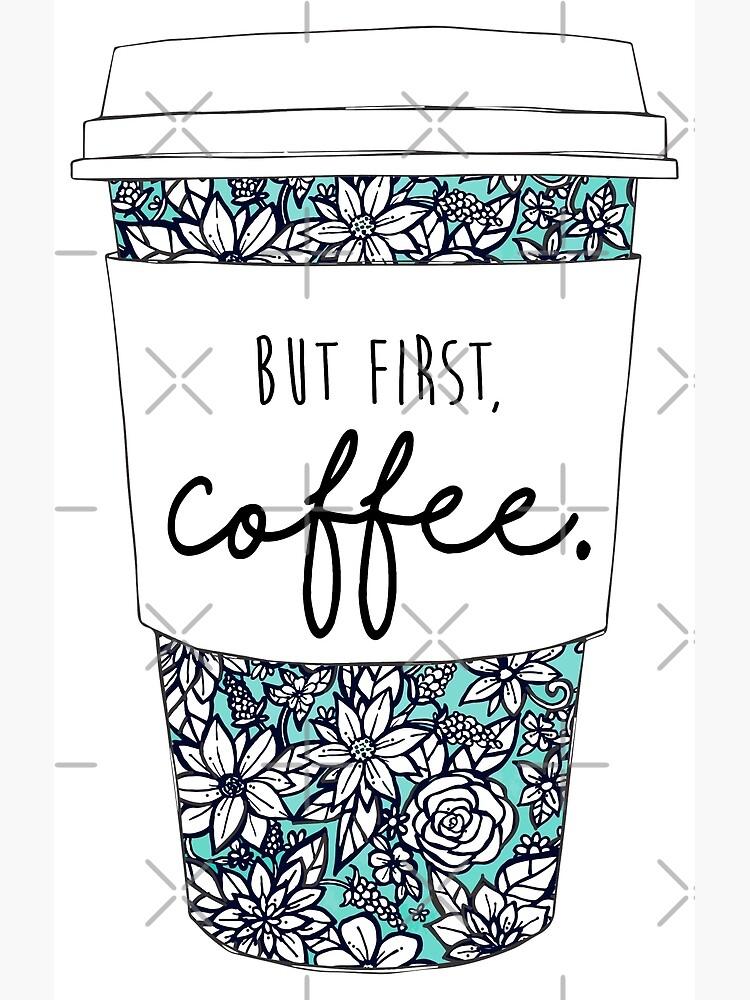 Blumenkaffee von aterkaderk