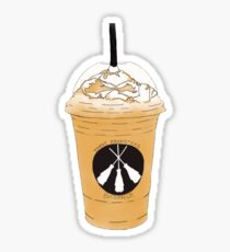 Starbucks Butterbeer Sticker