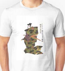 C-028 Actor Wearing Thundercloud Kimono Unisex T-Shirt