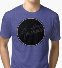 Aesthetic Tri-blend T-Shirt