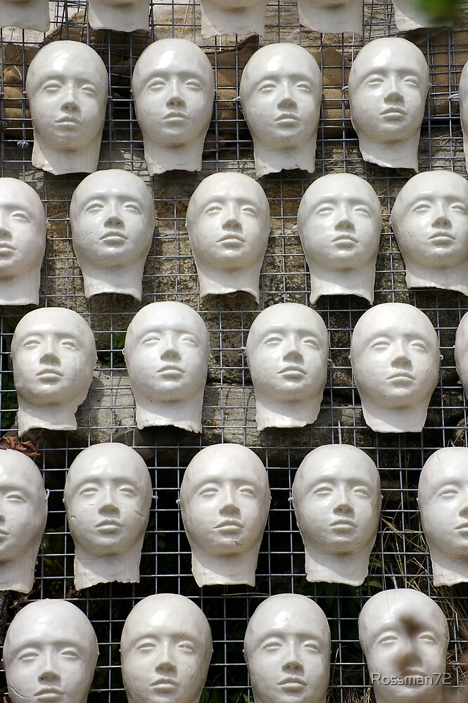 Faces by Rossman72
