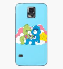 Care Bears Ink (in blue for boys) Case/Skin for Samsung Galaxy