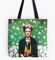 Frida Kahlo Tote Bag