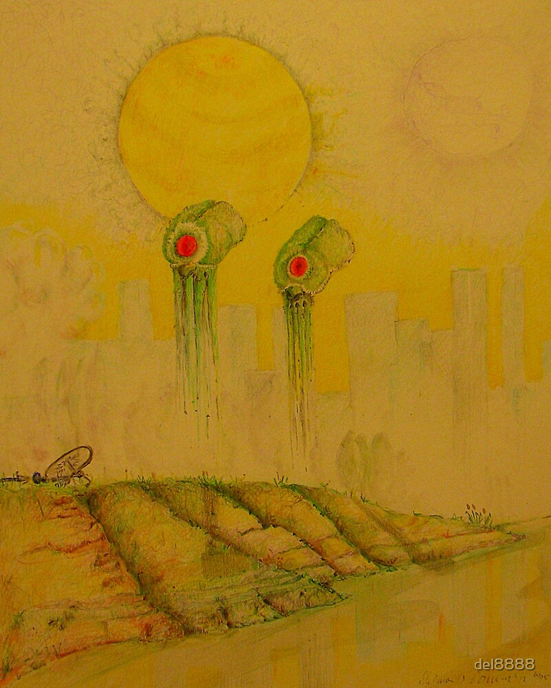 Aliens by del8888