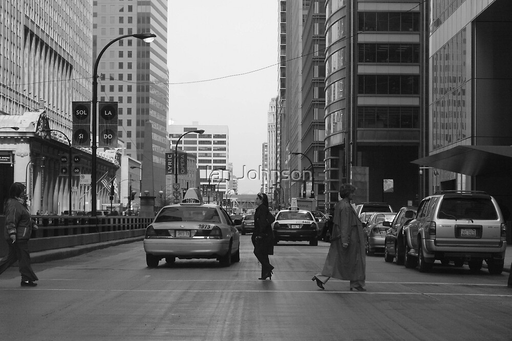 The Windy City by Ian Johnson
