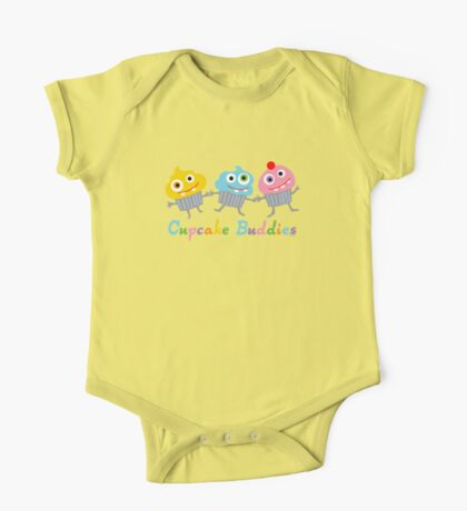Cupcake Buddies Kids Clothes