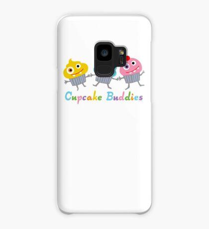 Cupcake Buddies Case/Skin for Samsung Galaxy