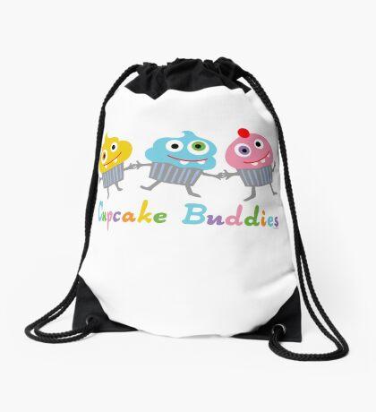 Cupcake Buddies Drawstring Bag