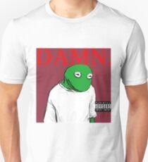 Kermit Lamar - DAMN. cover Unisex T-Shirt