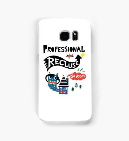 Professional Recluse Samsung Galaxy Case/Skin