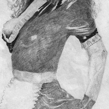 Pencil sketch by ronnie1
