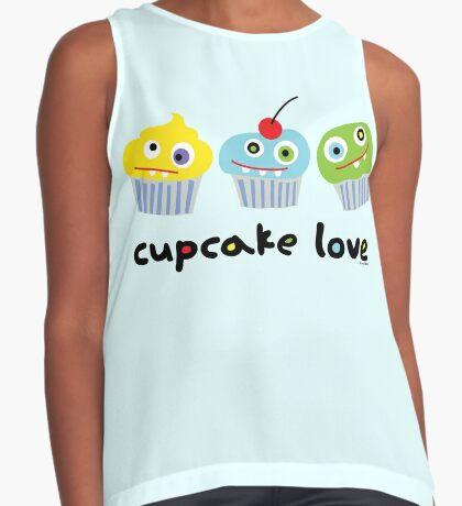 Cupcake Love ll Contrast Tank