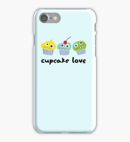 Cupcake Love ll iPhone Case/Skin