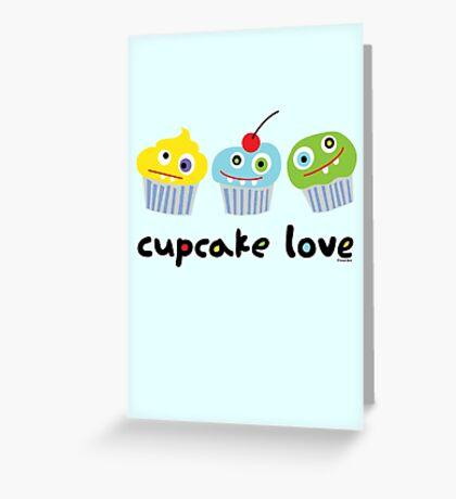 Cupcake Love ll Greeting Card