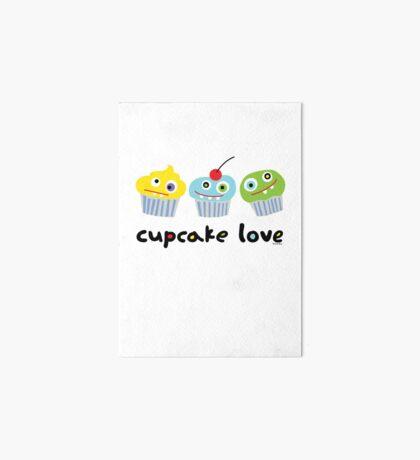 Cupcake Love ll Art Board