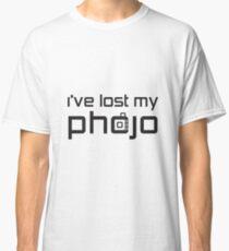 Lost My Phojo 2 Classic T-Shirt
