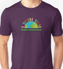People's Climate March - April 29, 2017 - Washington DC Unisex T-Shirt