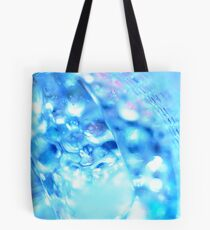 Ice Macro I Tote Bag