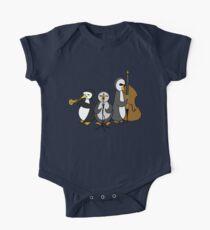 Penguin Jazz Band One Piece - Short Sleeve