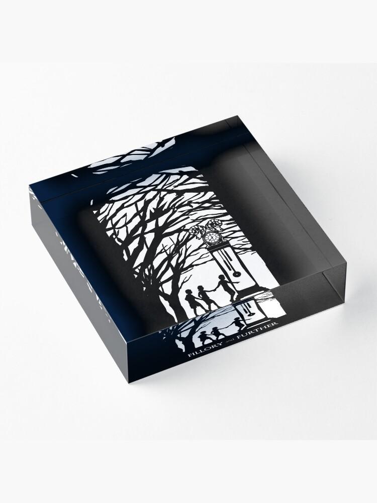 Alternate view of Untitled Acrylic Block