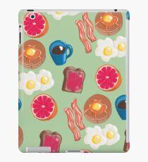 Breakfast Buffet iPad Case/Skin