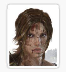 Tomb Raider Sticker