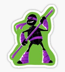 TMNT- Donnie Sticker