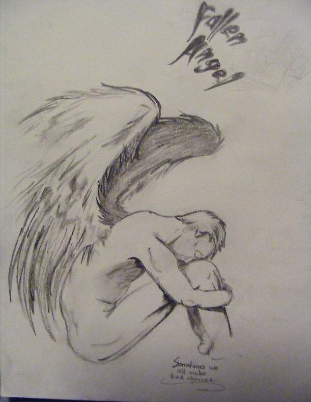 Fallen Angel by Hayden Brown