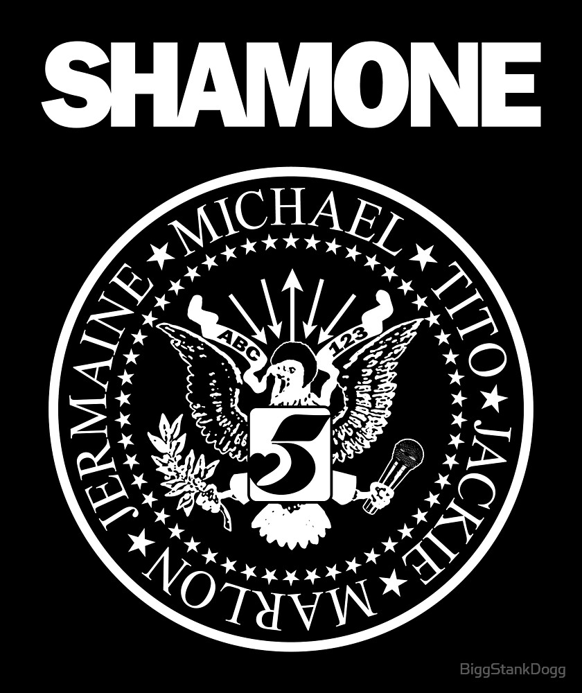«Shamone (pegatina)» de BiggStankDogg