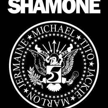 Shamone (Sticker) by BiggStankDogg