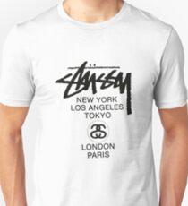Stussy tour new york  Unisex T-Shirt
