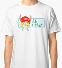 "Lucoa ""alt right?"" speech bubble Classic T-Shirt"