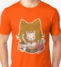 King Kitty Unisex T-Shirt