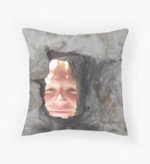 Chadders Throw Pillow