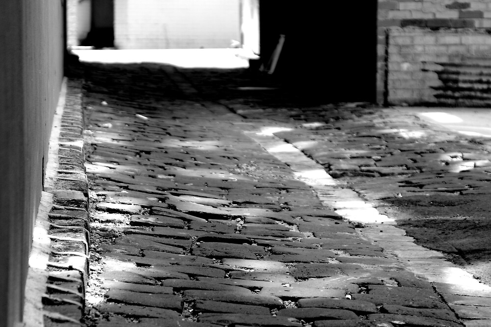 Cobblestone by lewildbeast
