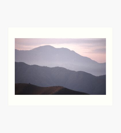 Roof of the World Art Print