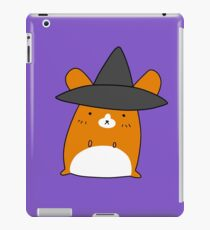 Witch Hamster iPad Case/Skin