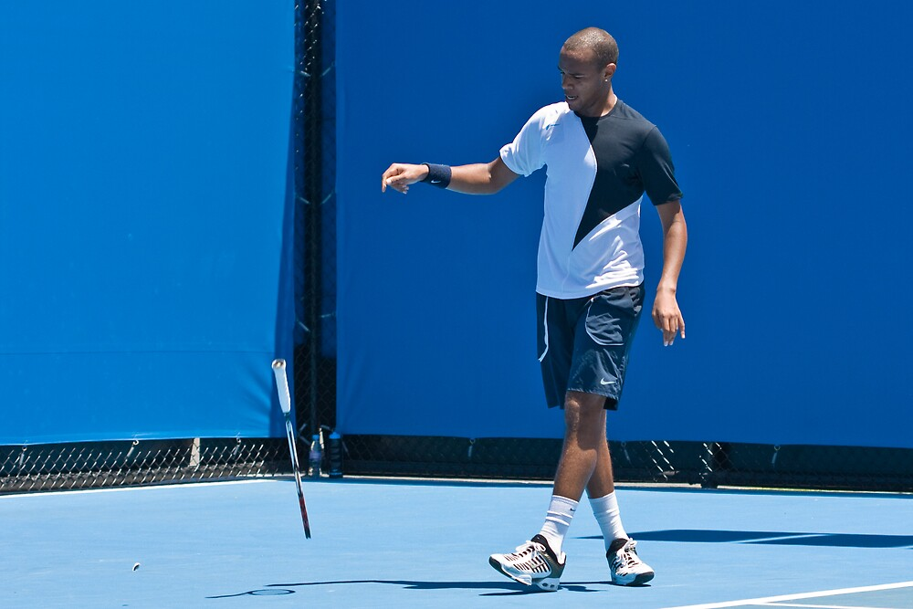 Racquet Abuse by Chris Putnam